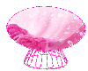 (Mss) pink rose chair