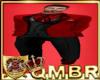 QMBR Suit Fit Red-Blk