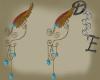 Fenghuang Earrings