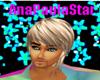 Blonde streaked