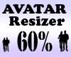 Avatar Scaler 60% / M