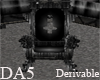 (A) Throne