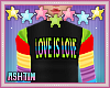 ! KIDS Love Is Love Top