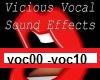 Vocal fx - voc00 - voc10