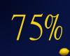 SHORT SCALER 75%