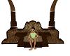 Wood Throne