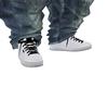 White Kicks