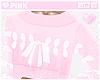 ♔ Sweater e B.Pink