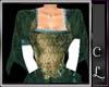 Boleyn Sleeves Green
