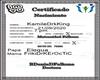 Certificado FrikiDrKErOc