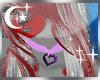 ~YP~Purple Heart RibbonF