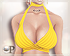 Clara Top Yellow