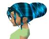 *LL* Princess hair blue
