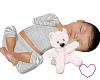 Love. Baby Love sleep Pj