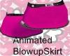 AnimatedBlowupSkirt pink
