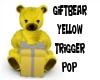 Giftbear yellow