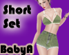 ~BA Summer Short Set Oli