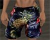 *D* Hawaiian Swimmer