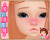 ✿ Baby Eyebrows Ginger