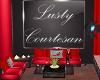 LC} Model Studio couch