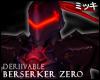 ! Berserker Zero Helm