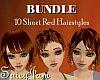 BUNDLE Short Style REDS