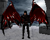 Dark Red Wings