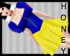 *h* Snow White Dress