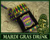 Mardi Gras Tankard