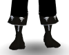 Pirate Boots Black