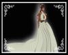 wedding dress white/gold