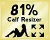 Calf Scaler 81%