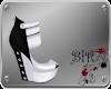 [BIR]Biker Shoes b-w