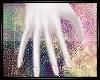 Scary Bunny Girl Nails