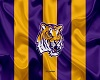 LSU Tigers Flag