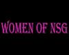 NEON SIGN-WMN OF NSG