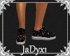 Halloween Sneakers Black