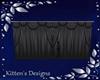 Animated Black Curtain