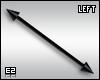 Ear Spike V2 (Male) L