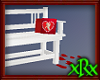 Cupid Pillow Bench
