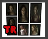 TWD ladies wall hanging