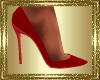 LD~ Red  Pumps Shoes