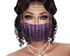 Harem Iesha Veil Purple