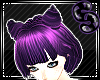 S. Demond Hair Purple