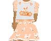 Flat  easter dress 3