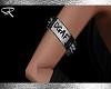 ♥|F| DGAF |R| Armband