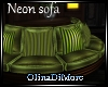 (OD) Neon sofa