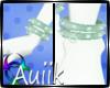 A| Jade Cuffs M