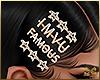 IMVU Famous hairclip