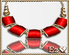 RED PASION NECKLACE